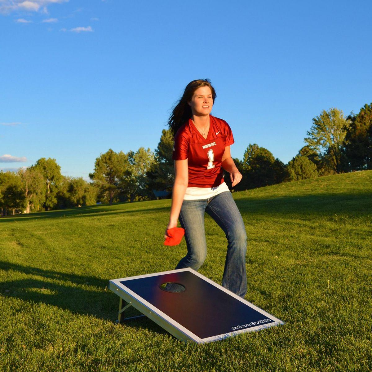 Bean Bag Corn Hole Reantal Denver Aurora Boulder Littleton Co